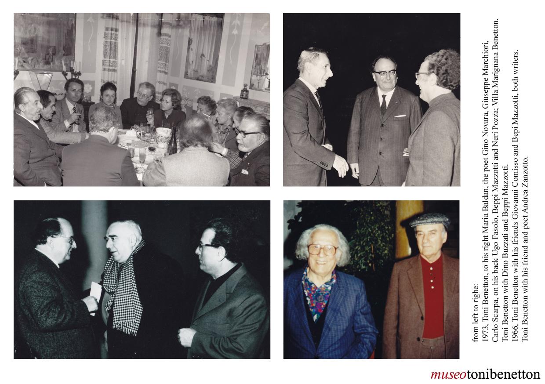 Biography museo tonibenetton for Carlo scarpa biografia